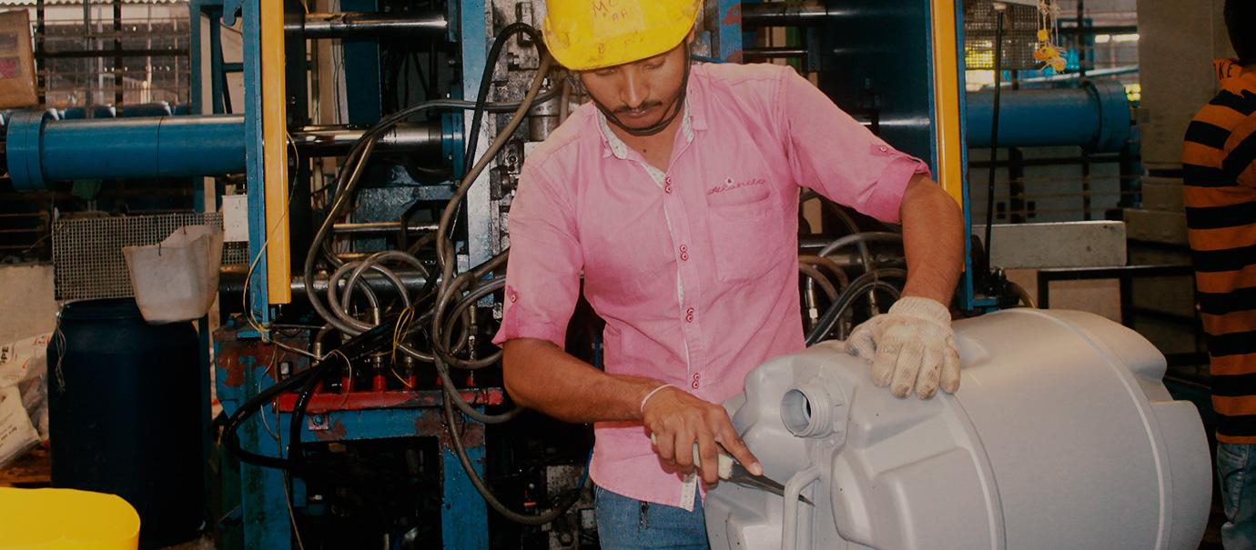 Prince Multiplast Pvt  Ltd ,Largest Plastic Processor in India